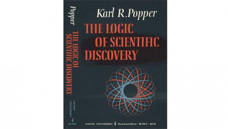 логика научного исследования поппер pdf